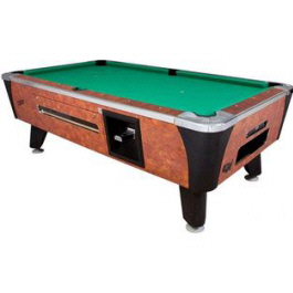 Commercial Equipment Pool Tables R Us - Coin operated pool table parts
