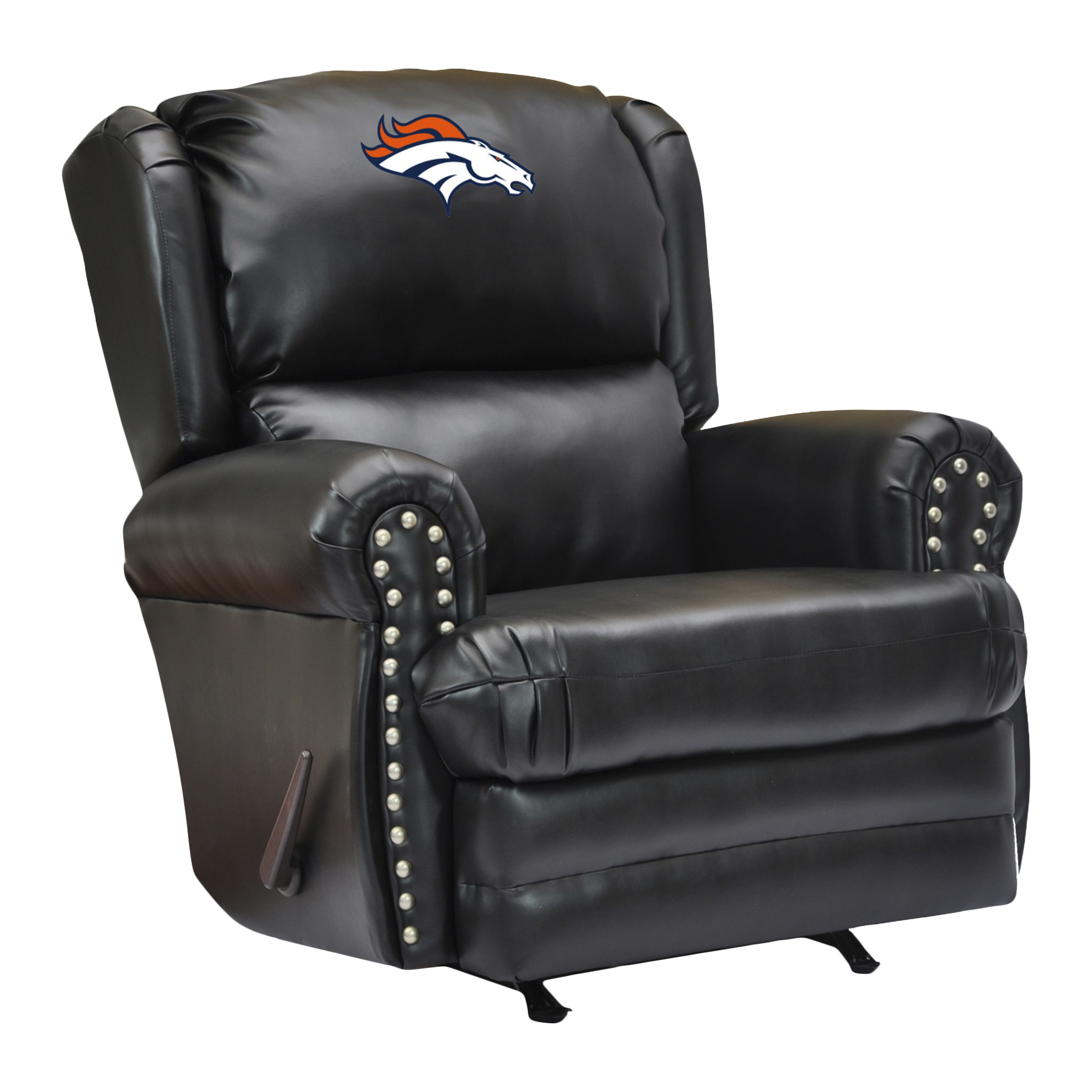 Nfl Leather Coach Recliner Pool Tables R Us