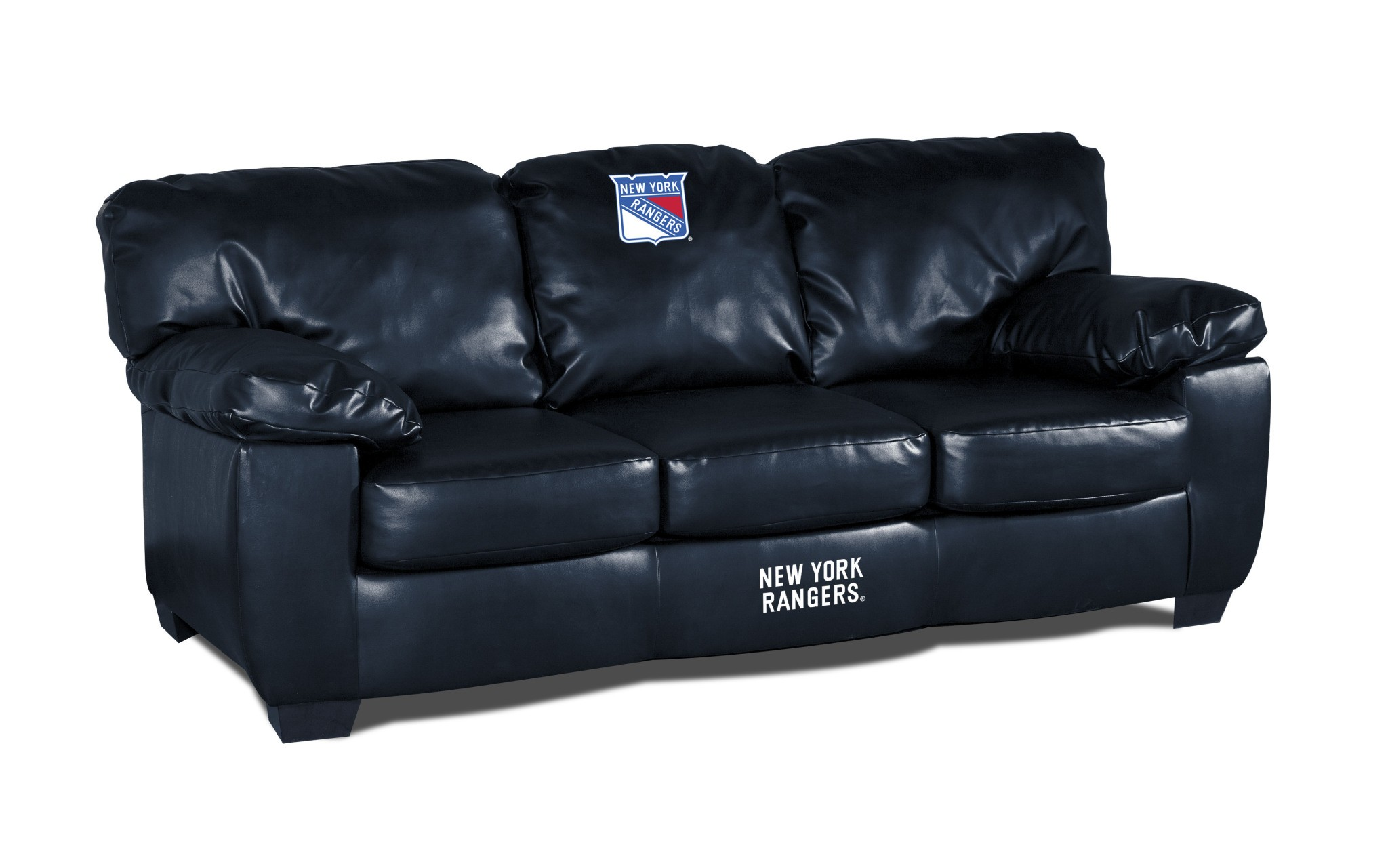 Nhl Clic Leather Sofa