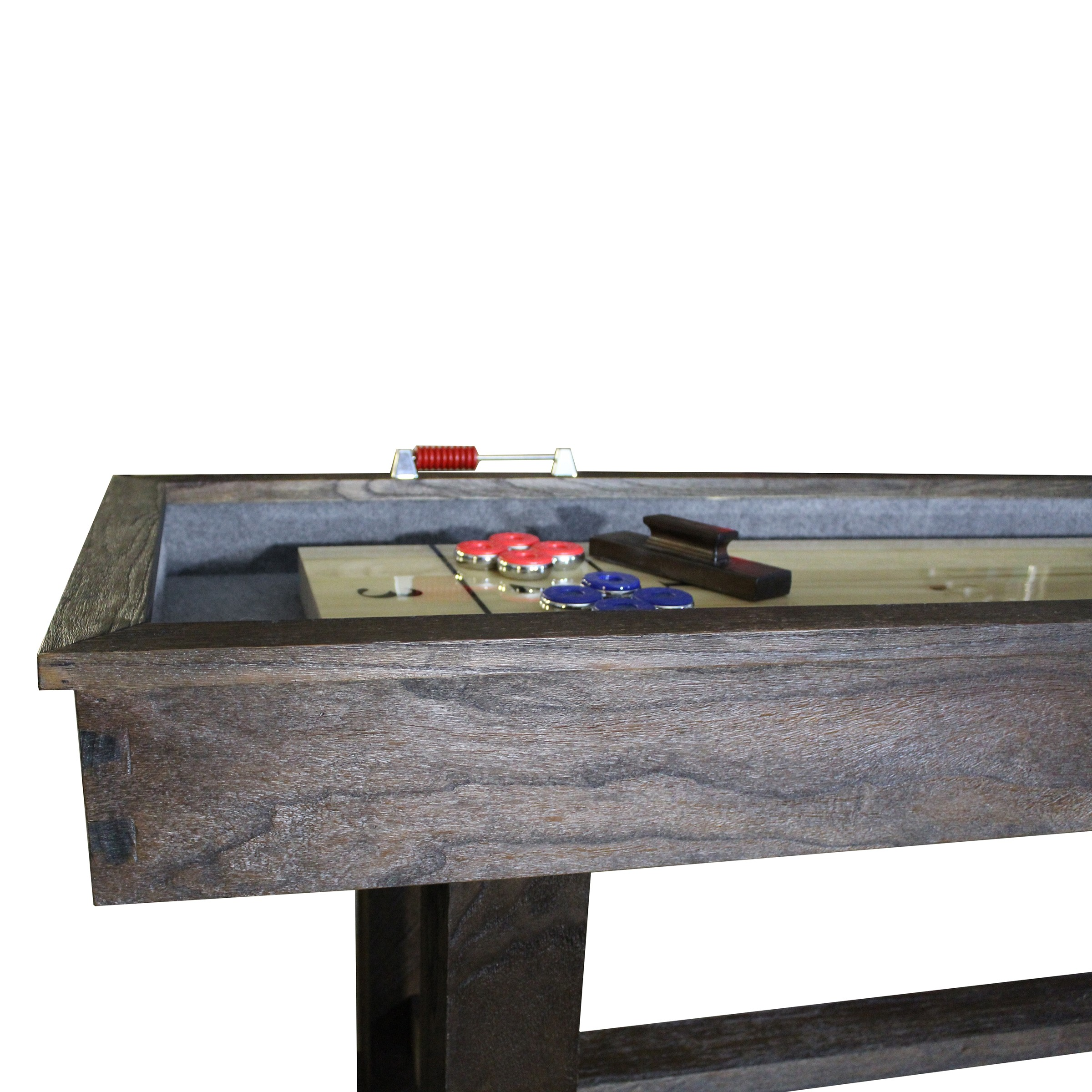 Superieur Imperial Reno Rustic 9 Foot Shuffleboard Table