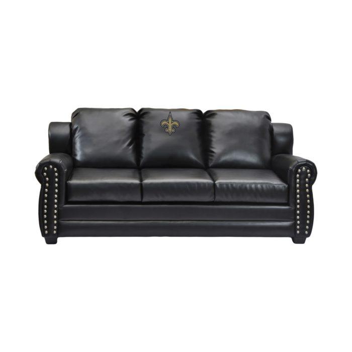 saints coach sofa
